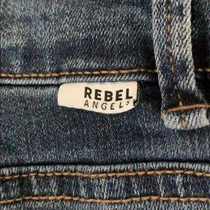 Rebel Wilson Jeans - Rebel Wilson Jeans sz 22 Pin Up Skinny